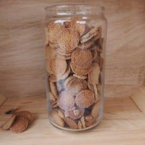 Biscuits à la tomme