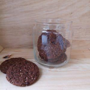 Cookies d'épeautre aux pépites de chocolat