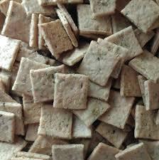 Biscuits apéro – thym romarin