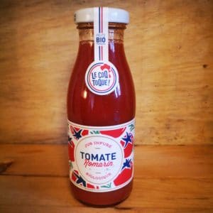 Jus de tomate infusion romarin – 25cl